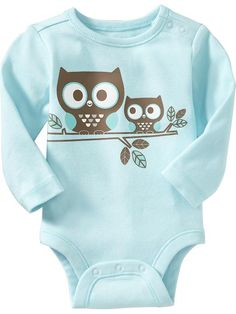 Old Navy | Graphic Bodysuits for Baby