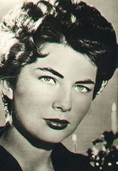 Princess Soraya Esfandiary -she was the second wife and Queen Consort of Mohammad Reza Pahlavi, the last Shah of Iran