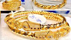 Carat Gold, Gold Bangles, Gold Bracelets