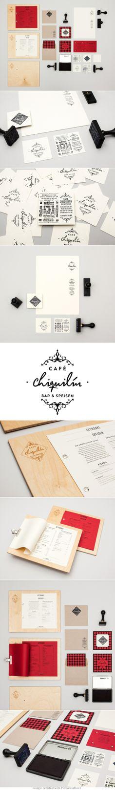 CAFÉ CHIQUILÍN - Café Chiquilín brand design by LSDK.