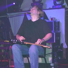 Jeff Healey (such heart!)  *saw him when he first began - what a great trip!!