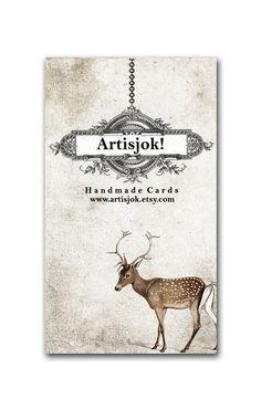 #artisjok Lovely #businesscards