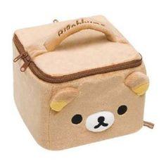 Best value Rilakkuma Cosmetic Bag – Great deals on Rilakkuma Cosmetic Bag from global Rilakkuma Cosmetic Bag sellers Kawaii Room, Kawaii Accessories, Birthday Gifts For Girls, Rilakkuma, Cute Bags, Zipper Bags, Sanrio, Plushies, Kawaii Anime