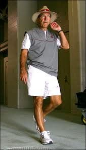 I have a weird attraction to nick saban