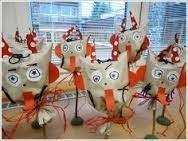 Výsledek obrázku pro náměty do pracovního vyučování 4 Kids, Art For Kids, Diy And Crafts, Crafts For Kids, Preschool Activities, Advent Calendar, Art Projects, Kindergarten, Holiday Decor