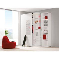 ikea pax kleiderschrank mit schiebet ren wei matt 150x201x44 k ln zuhause. Black Bedroom Furniture Sets. Home Design Ideas