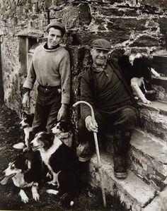 George and Geoffery Quirk, Ballaquine (Isle of Man Portfolio) 1973