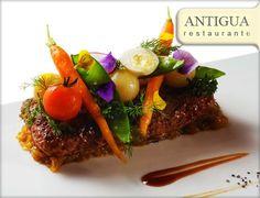Menú en Antigua Restaurante 27€ #barcelona