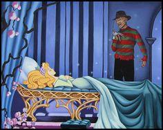Disney según Rodolfo Loaiza: cuando los cuentos de hadas son alcanzados por la fama y el horror | Sin Embargo