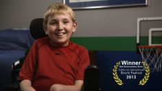 """My film """"Bryce's Story"""" just won Best Documentary Short at the California Shorts Festival."""