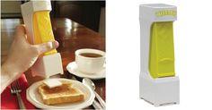 [TOPITRUC] Un petit appareil pour découper le beurre plus facilement