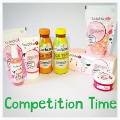CHARBREW AND BUBBLE T COSMETICS  COMPETITION - It is a celebration of all things tea!! We have partnered with @bubbletcosmetics for this week's competition. In a celebration of our @whsmithofficial launch we are giving away some of our healthy and delicious Ice Tea (6 x Lemon Citrus and 6 x Orange Tropica) along with the full Bubble T cosmetics 'bubbles and tea' range (available in @superdrugloves ) to be in for a chance of winning  simply 'FOLLOW' both @charbrewtea  and @bubbletcosmetics…
