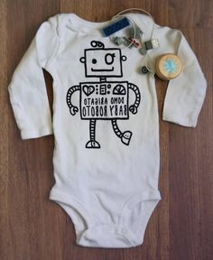 Styx inspired onesie - great baby gift! At That's What We Said Shop on Etsy!