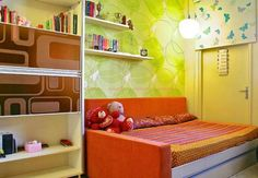 Browse From Largest Indian Kids Room Wall Design Photo Collection;