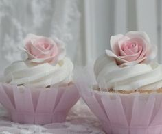 tulle cupcake wrapper