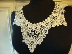 Cotton Vintage Style Antique Style Edwardian Style by AnnasDream, $7.50