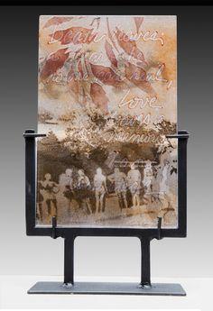 Memories in Glass - Alice Benvie Gebhart