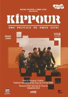 Kippour (2000) Israel. Dir: Amos Gitai. Bélico. Drama. Conflito árabe israelí - DVD CINE 910
