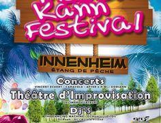 Melich Kann Festival 2013. Le 25 mai  à Innenheim / Bas-Rhin