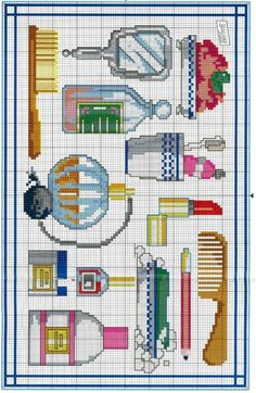 Thrilling Designing Your Own Cross Stitch Embroidery Patterns Ideas. Exhilarating Designing Your Own Cross Stitch Embroidery Patterns Ideas. Mini Cross Stitch, Cross Stitch Borders, Cross Stitch Charts, Cross Stitch Designs, Cross Stitching, Cross Stitch Embroidery, Embroidery Patterns, Cross Stitch Patterns, Stitches Makeup