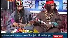 The Awesome World: Syasi Theater On Express News 19th December 2016