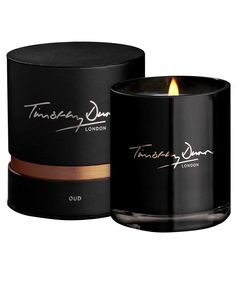 Oud Scented Candle, Timothy Dunn - i love oud, one of my favourite fragrances.