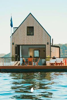 Extraordinary Floating Villa for the Ultimate Romantic Getaway near Sydney Romantic Weekend Getaways, Romantic Vacations, Beach Accommodation, Go Glamping, The Perfect Getaway, Floating House, Urban Setting, River House, My Dream Home