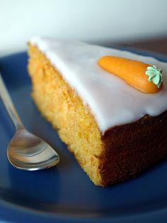 Back to basics: THE Carrot Cake, swiss version