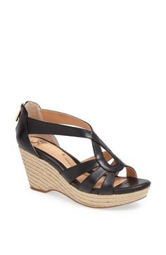 Söfft 'Mena' Espadrille Wedge Sandal available at #Nordstrom