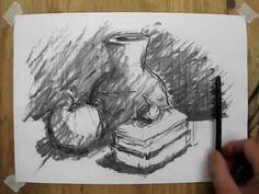 Desenho e Pintura - Desenhando composições | Vídeo 1