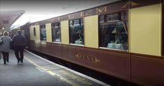 London England, Train, Strollers