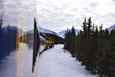 Train through Denali National Park, Alaska DONE THAT!