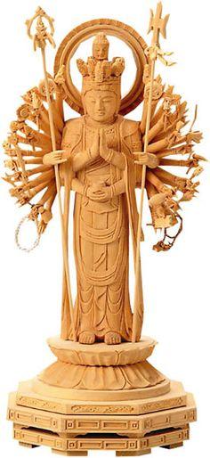 仏像|十一面千手観音菩薩