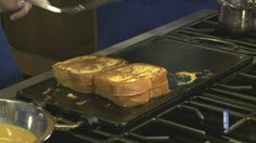 Steve Head from Jigger's Head is in the Rhode Show Kitchen making Red, White and Blue Stuffed French Toast.