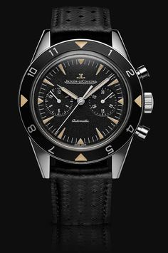 Jaeger-LeCoultre - Deep Sea Vintage Chronograph
