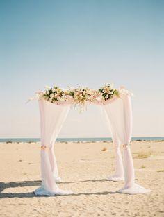 Elegant Beach Wedding on Hilton Head Island