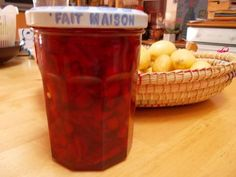 Red Hot Chilli Pepper Chutney (Chez Van, International Cooking Made Easy!)