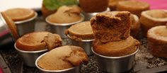 Receita de Queques moka. Descubra como cozinhar Queques moka de maneira prática e deliciosa com a Teleculinaria!