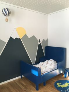 Toddler Bed, Furniture, Home Decor, Child Room, Child Bed, Decoration Home, Room Decor, Home Furnishings, Home Interior Design