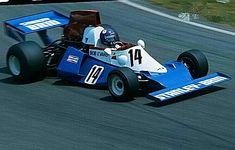 1975 BRM P201  (Bob Evans)