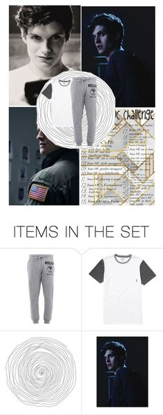 """""""30 days Oc chalenge// Day 4// Issac White//Issac Ward//Issac Cart"""" by patiblb ❤ liked on Polyvore featuring art and kitchen"""