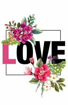 Flower Pictures for Decoupage - Best Art Projects 🎨 Love Wallpaper, Wallpaper Backgrounds, Iphone Wallpaper, Art Amour, Poster S, Flower Pictures, Belle Photo, Love Art, Cute Wallpapers