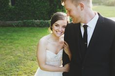 Mallory & Clark Wedding Photo By W+E Photographie