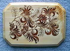 Czech design on cutting boards for ethnic fairs...     Poland pyrography | Из Russian Folk Motifs
