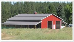 Agricultural Buildings - Stimson Contracting