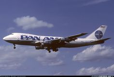 Pan American World Airways - Pan Am N655PA Boeing 747-121(A/SF)