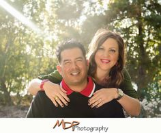 Family Christmas Session at the Park | MDP Photography