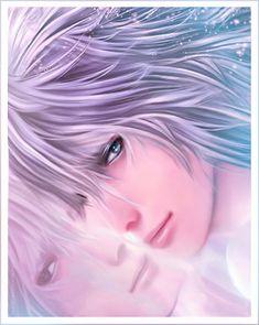 Riku - Unbroken Hearts by ~sleckt on deviantART