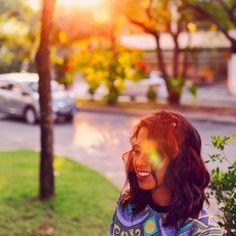 amando essa luz de outono ☀️ @fotovitor #modicesinspira