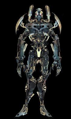 100 Impressive Artworks of Robots